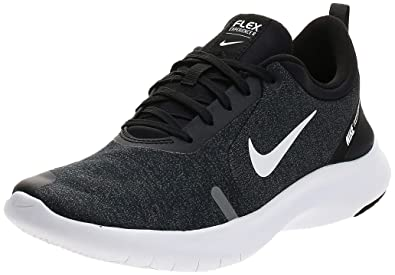 Inválido orden conformidad  Buy Nike Nil7E Women's WMNS Flex Experience RN 8/ Blk/Wh Running Shoes - 7  UK (41 EU) (9.5 US) (AJ5908-013) at Amazon.in