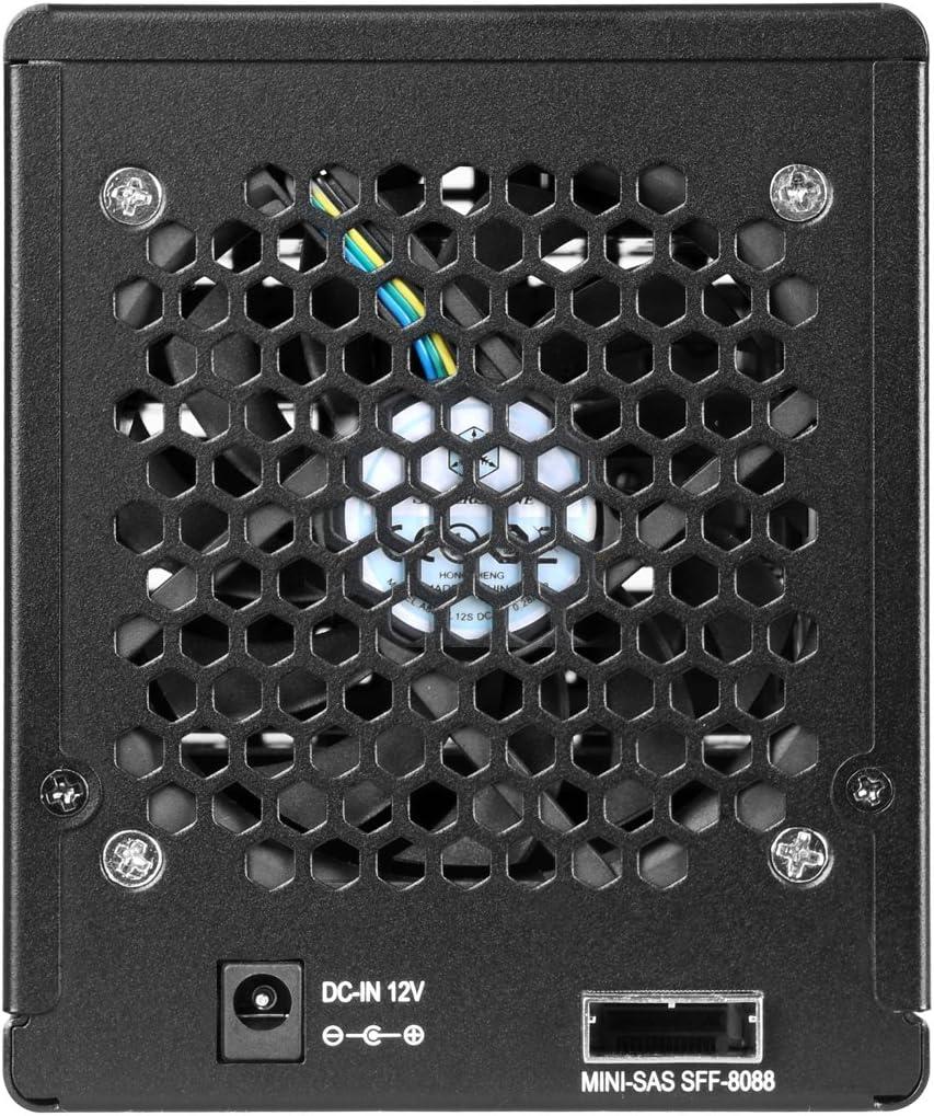 Silverstone Sst Ts421s Mini Sas Externes Computer Zubehör