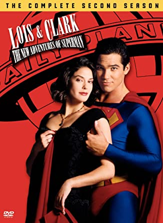 Lois & Clark: Complete Second Season Reino Unido DVD: Amazon ...