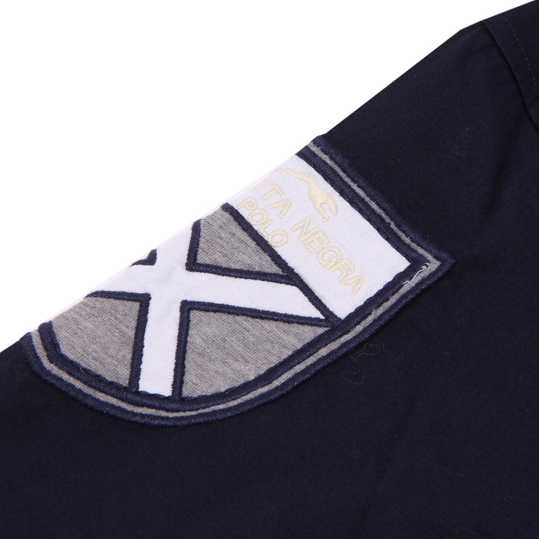 newest 0a329 2ec99 Abbigliamento Etiqueta Negra 7338W Camicia Uomo Blue Shirt ...