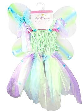 grandes imitaciones disfraz de mariposa con alas para nia a partir de aos