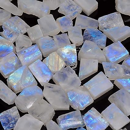 Top Quality Crystal Raw Rainbow sunstone moonstone Rough Gemstone # 3481N Natural Raw sunstone moonstone Loose stone Raw Crystal 160 Cts