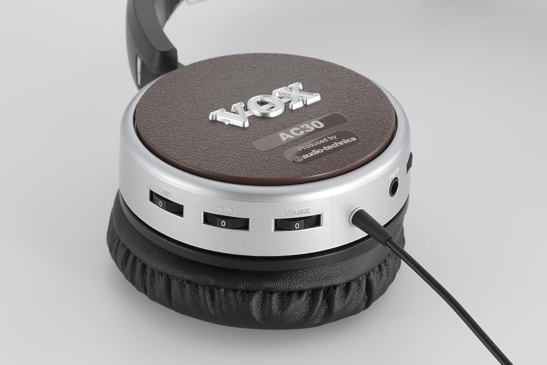 Vox amPhone AC30 - Auriculares de diadema cerrados, negro: Amazon.es: Instrumentos musicales