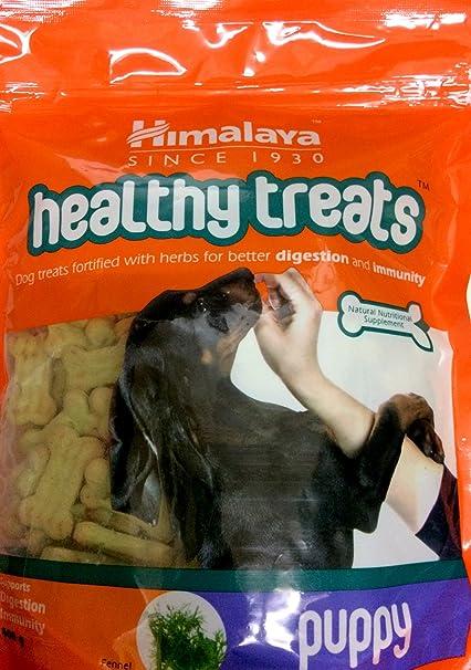 Buy Himalaya Healthy Treats Puppy 400 Grams Chicken 400GMS