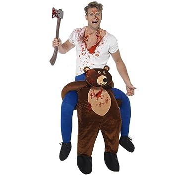 Oramics Halloween Aussergewohnliches Kostum Bar Huckepack Trag Mich