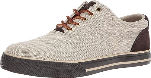 Polo Ralph Lauren Vaughn zapatilla de deporte de moda: Polo Ralph Lauren: Amazon.es: Zapatos y complementos