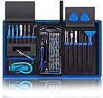 80 IN 1 Professional Computer Repair Tool Kit, Precision Laptop Screwdriver
