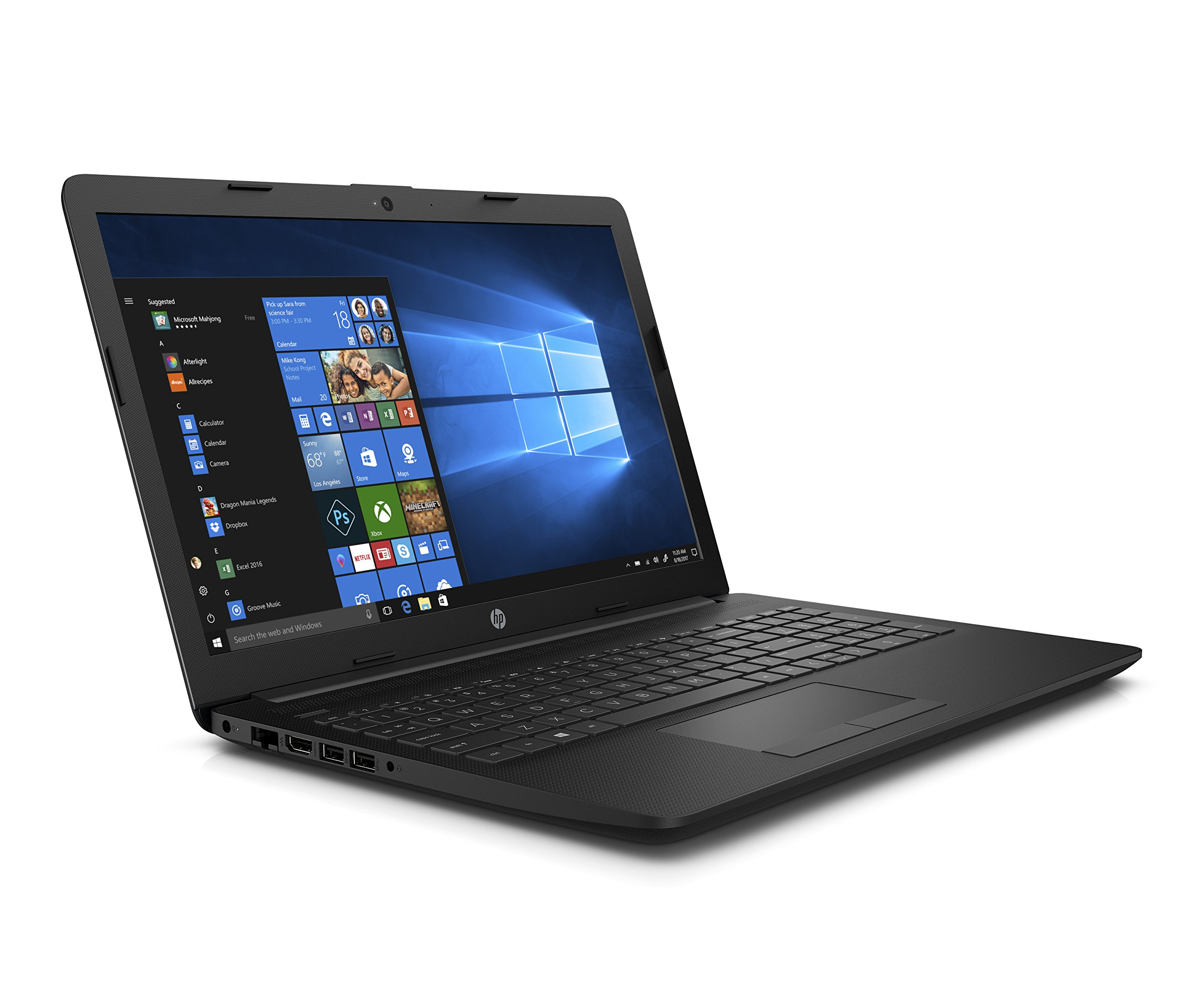 Hp 15 Db0043na 15 6 Inch Fhd Laptop Black Amd A4 9125 4 Gb Ram 1 Tb Hdd Amd Radeon R3 Graphics Windows 10 Home Buy Online In Dominican Republic Hpamdamd Products