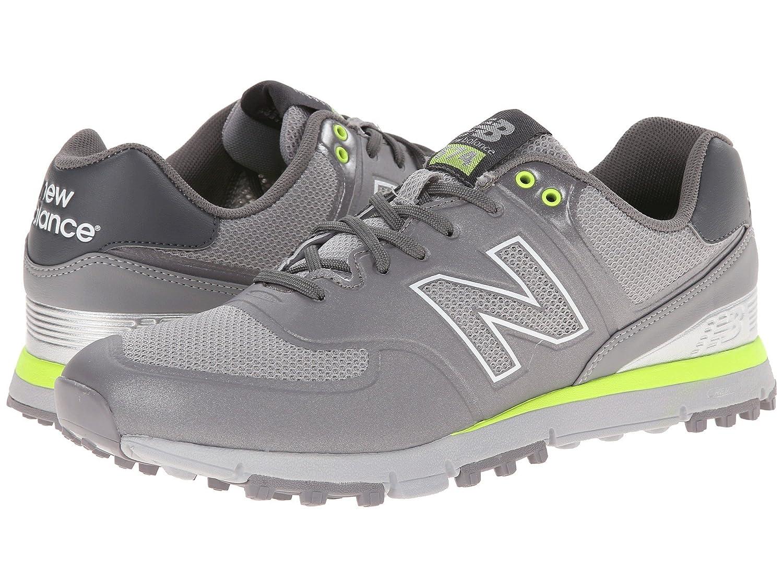 [ニューバランス] New Balance Golf メンズ NBG574B スニーカー [並行輸入品] B01APEDYR6 27.0 cm D グレー/イエロー