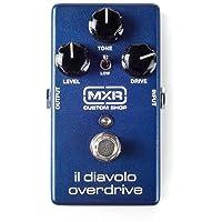 MXR Custom Shop IL Diavolo Guitar Overdrive Pedal (CSP036)