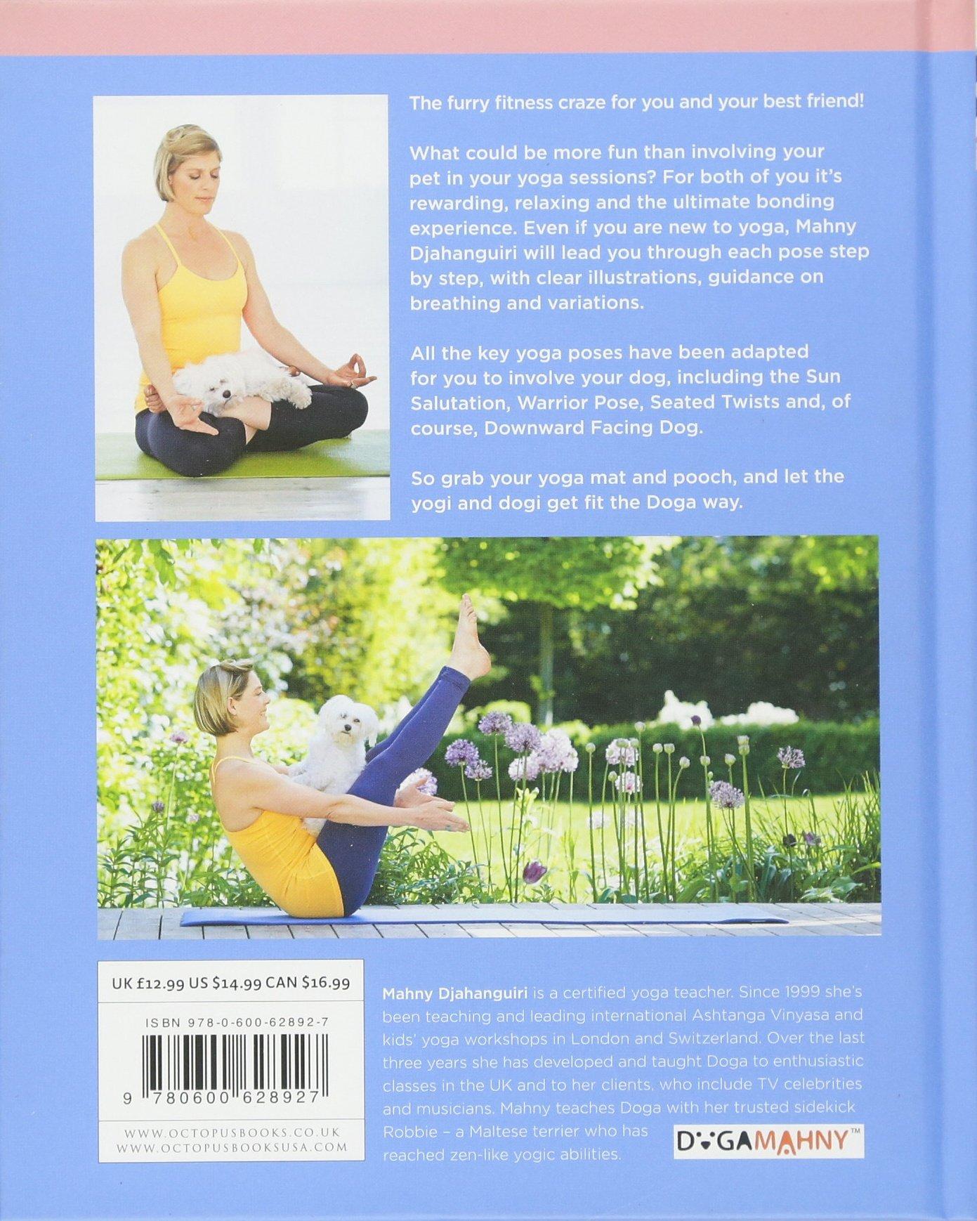 Doga: Yoga for you and your Dog