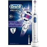 Oral-B Pro 600 3D White Spazzolino Elettrico