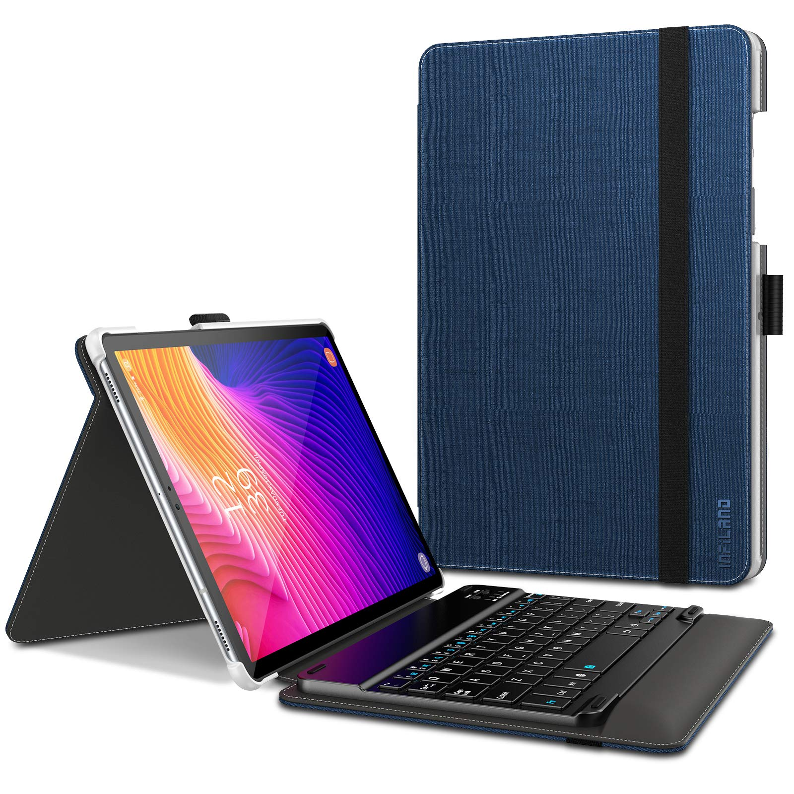 Funda + Teclado Galaxy Tab S5e Infiland [7t3lds4w]
