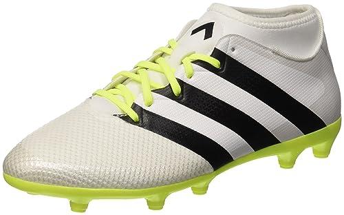 superior quality 04e64 3d68f adidas Ace 16.3 Primemesh, Scarpe da Calcio Donna, Bianco (Ftwr WhiteCore