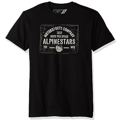 Alpinestars Men's Mark Tee: Clothing