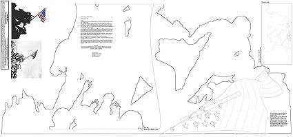 Woodworkersworkshop Woodworking Plan To Make An Iwo Jima Silhouette
