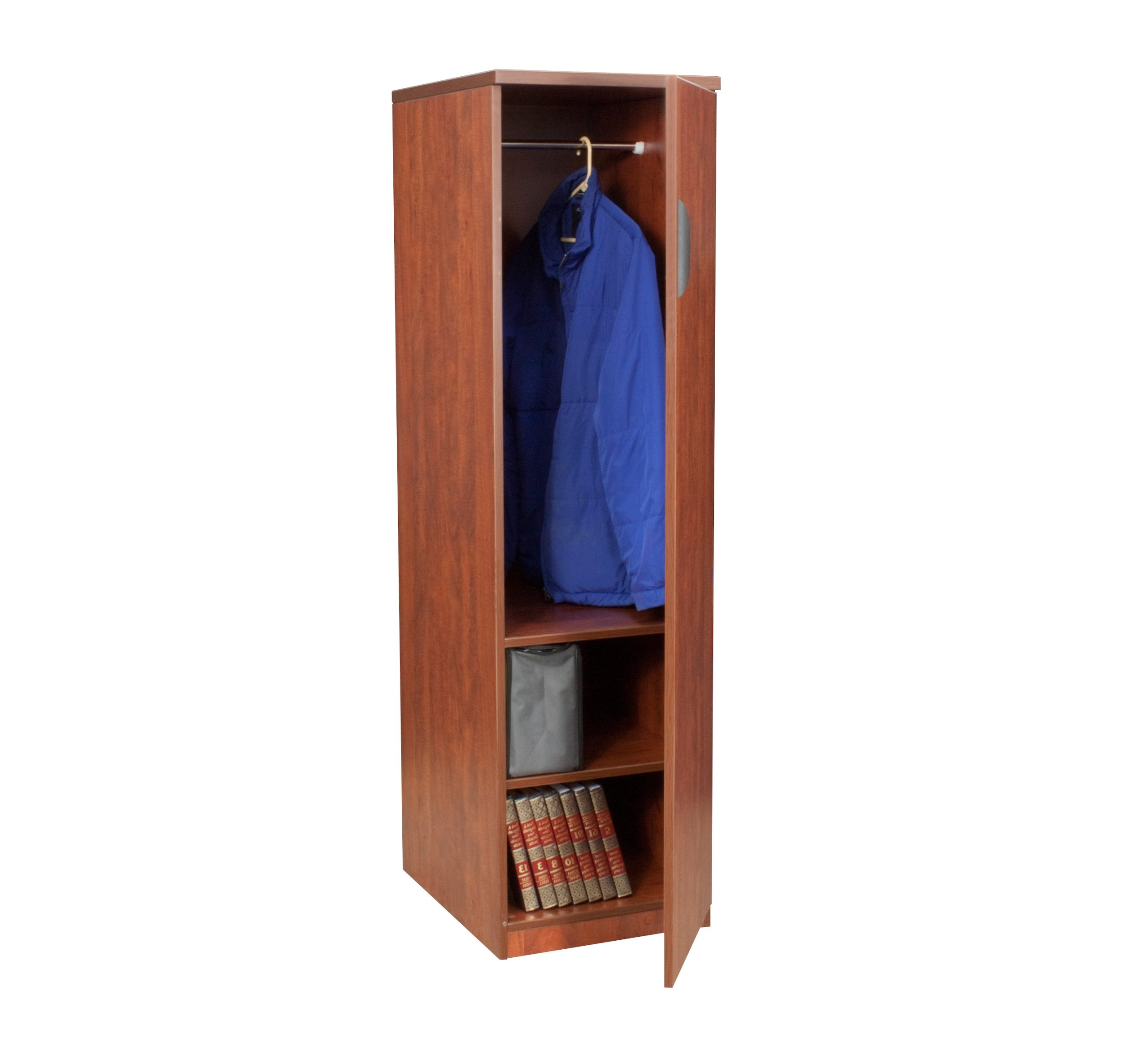 Regency Legacy 65-inch Wardrobe- Cherry