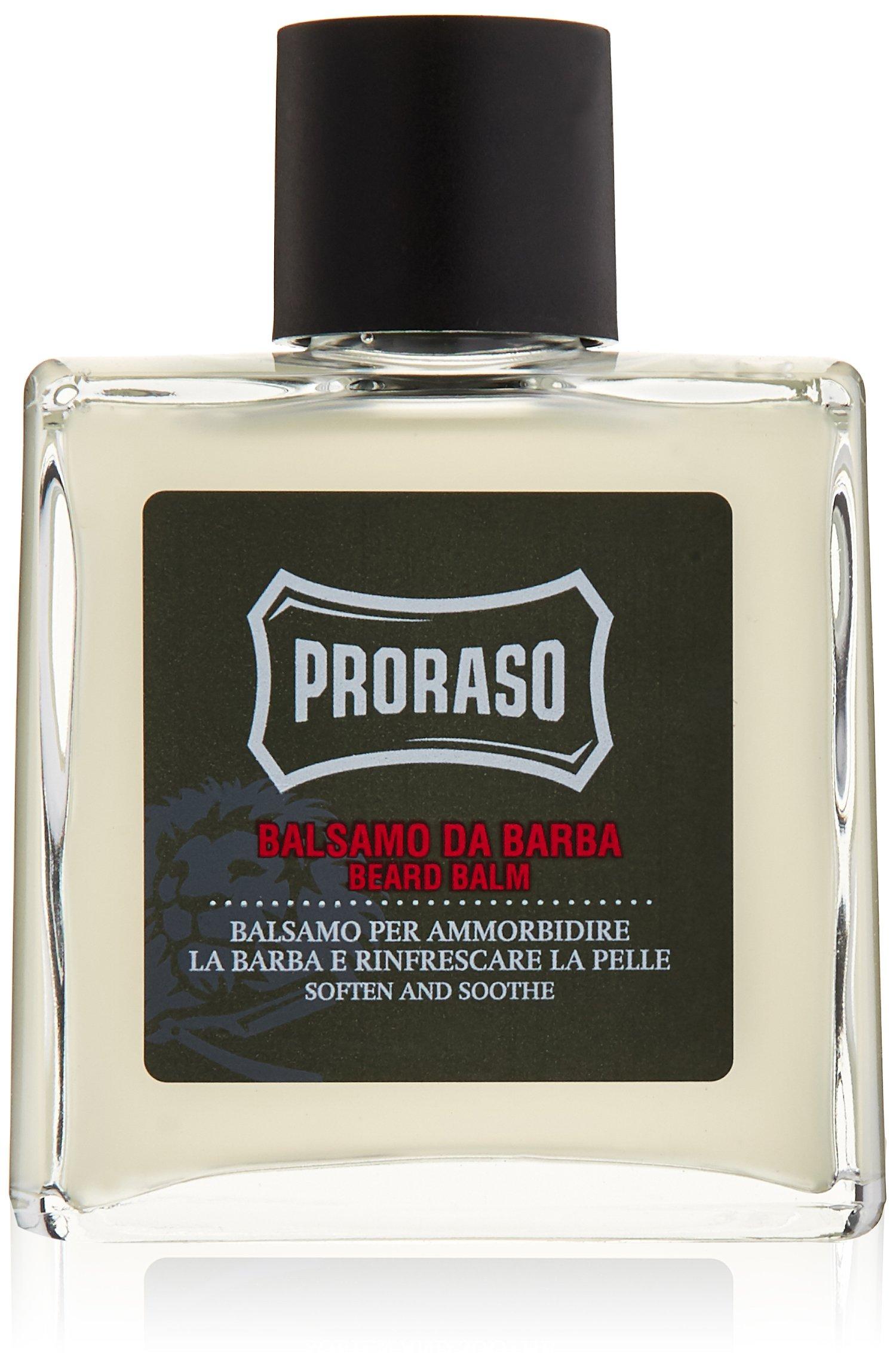 Proraso Beard Balm, 3.4 Fl. oz.
