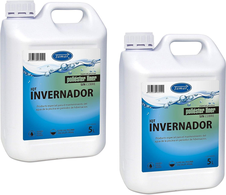 Tamar Invernador Poliester/Liner 5 L, Pack de 2 Unidades
