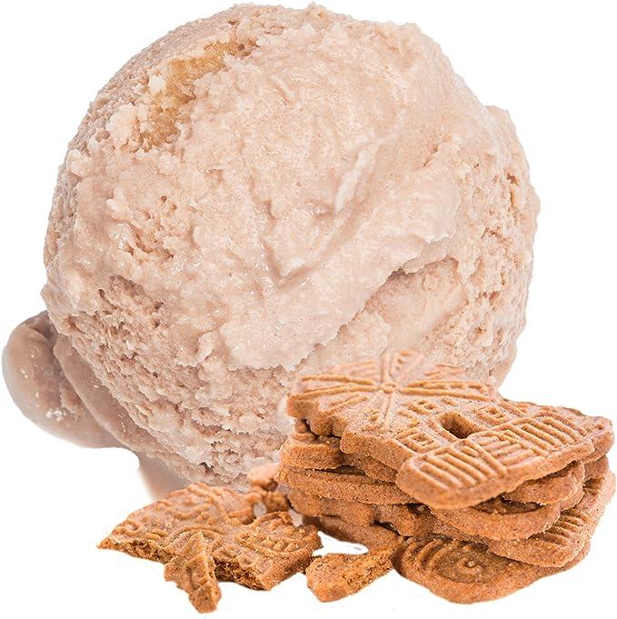 Spekulatius sabor hielo crema en polvo vegan - Azúcar ...