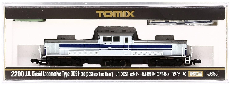 TOMIX Spur N 2290 & amp; lt; Limited & amp; gt; DD51-1000 (1037 Einheit Euro Liner Farbe)