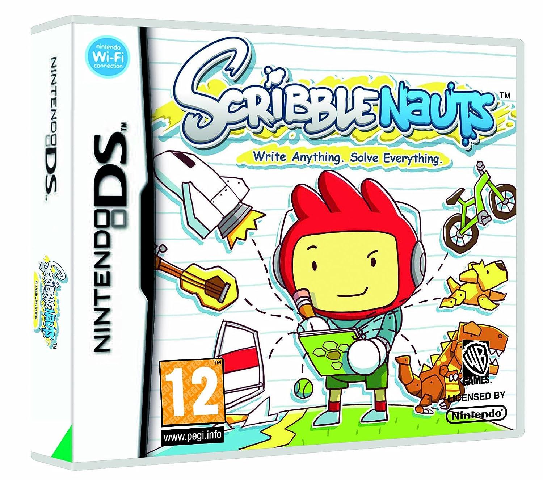 Scribblenauts nintendo ds amazon co uk pc video games