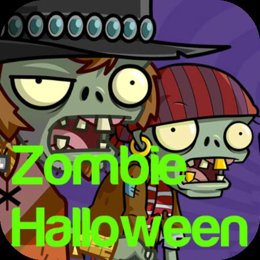 Zombie Halloween - Happy Halloween Blocks