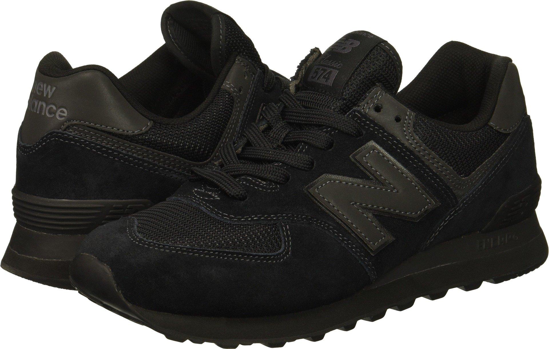 best sneakers 5d92d d661e New Balance 574 Black Top Deals & Lowest Price | SuperOffers.com