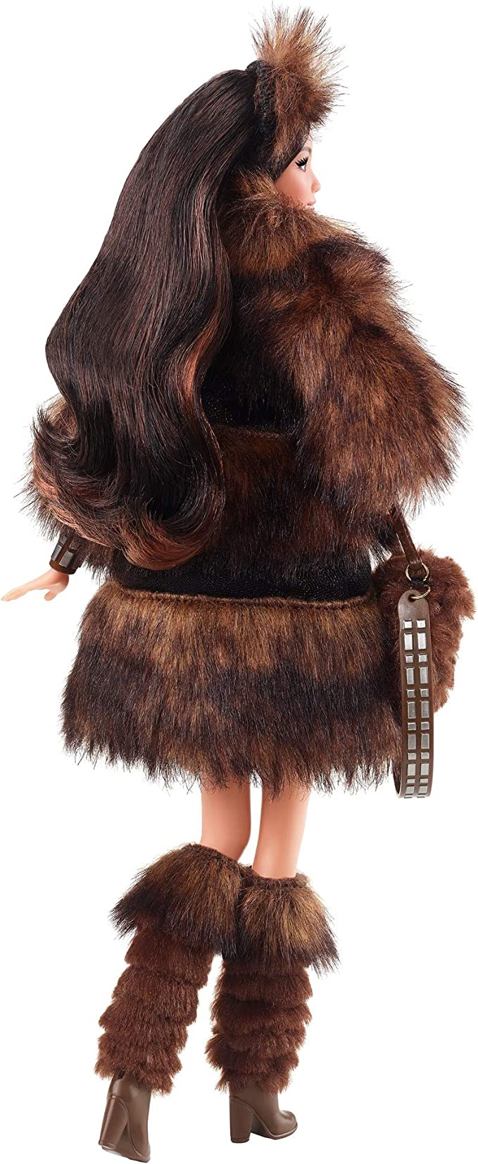 BARBIE STAR WARS CHEWBACCA DOLL IN SEALED SHIPPER  ****CHEAPEST ONE ON  ****