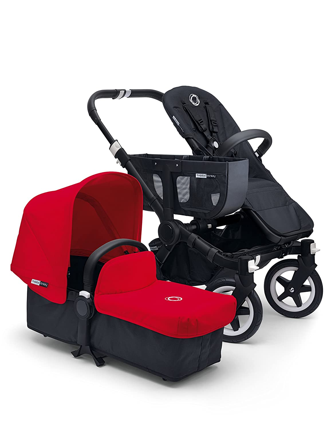 Bugaboo – Case Pack Additional Donkey (Sunroof Extensible) Red 180111RD02