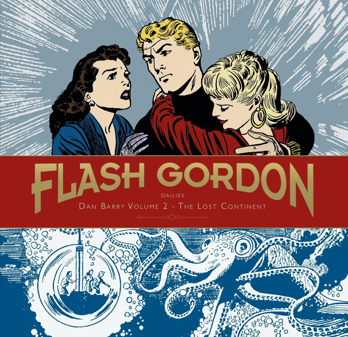 Flash Gordon Barry Continent Dailies product image