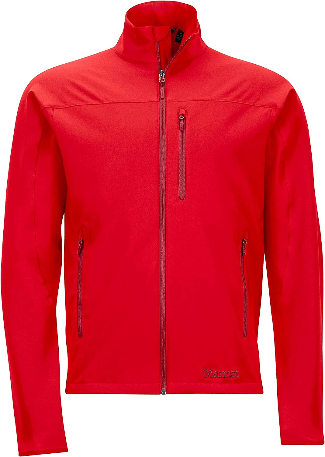 Marmot Men's Tempo Softshell Jacket: Clothing