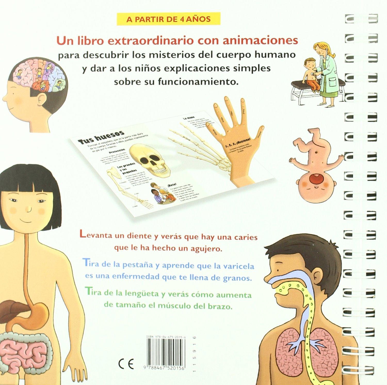 El cuerpo humano Mis primeras enciplopedias temáticas: Amazon.de: Pascale  Hédelin, Robert Barborini, Alfredo Falco Sales: Fremdsprachige Bücher