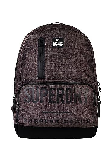bas prix 8c94b 9ef3f Superdry Surplus Goods Multizip Montana, Sacs à Dos Homme ...