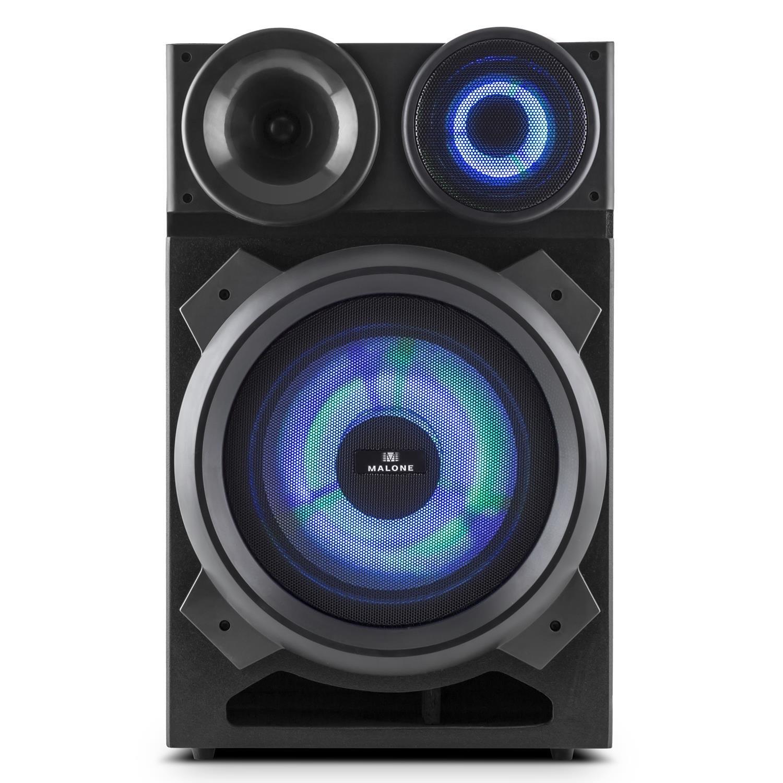 Malone Mega Party • PA Audiosystem •: Amazon.de: Elektronik