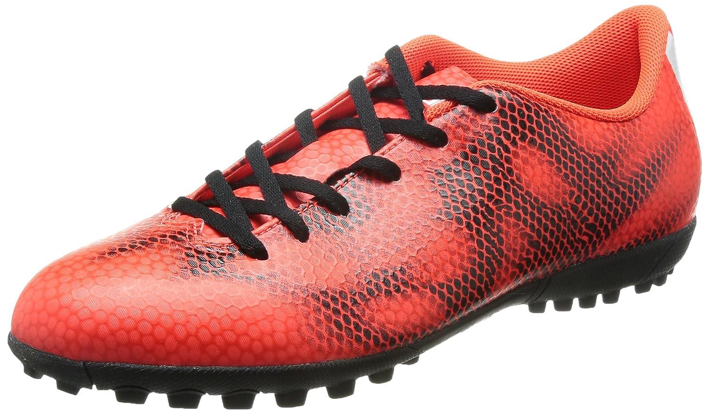 Adidas F5 IN Solar roteWeißschwarz Herren Fussballschuhe