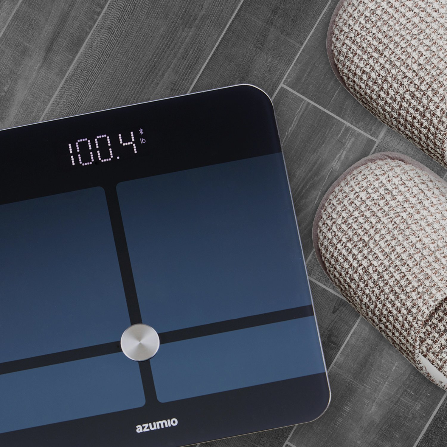 Azumio Smart Weight and Body Fat Bluetooth Digital Scale with App - Apple Health Compatible by Azumio (Image #8)