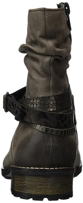 Femme Et Remonte Bottes R3354 Chaussures Motardes Sacs Zwqtaq6