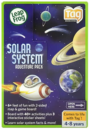 Amazon leapfrog tag solar system adventure pack toys games leapfrog tag solar system adventure pack gumiabroncs Gallery