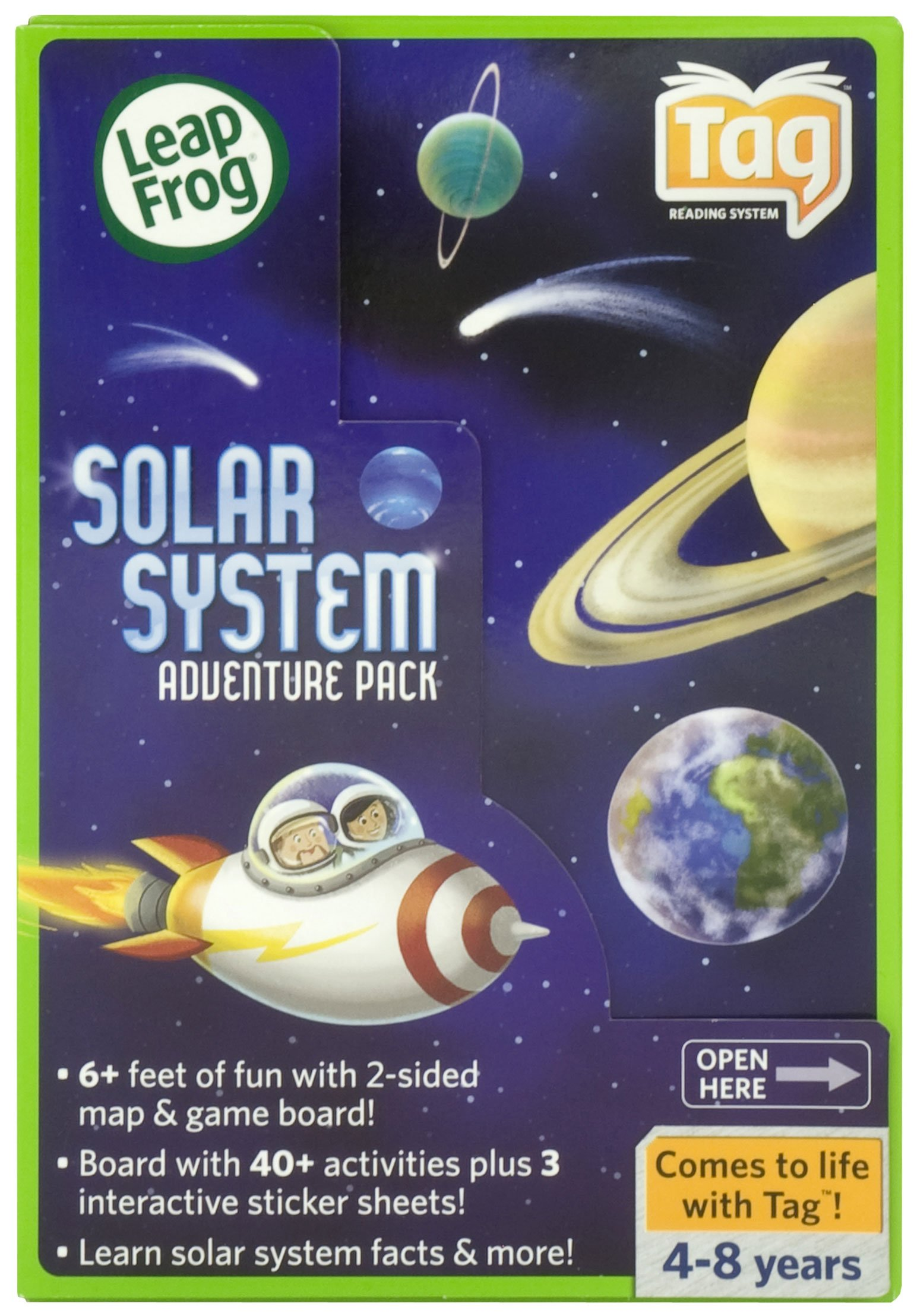 LeapFrog Tag Solar System Adventure Pack
