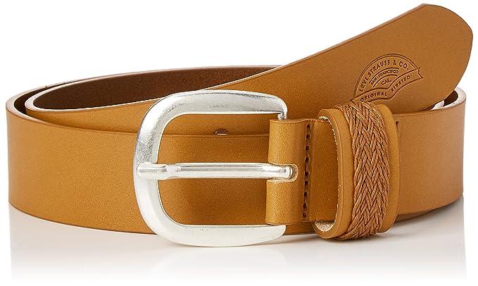 Levi s Pretty Belt, Ceinture Femme, Marron (Medium Brown), (Taille Fabricant bc28fae8f41