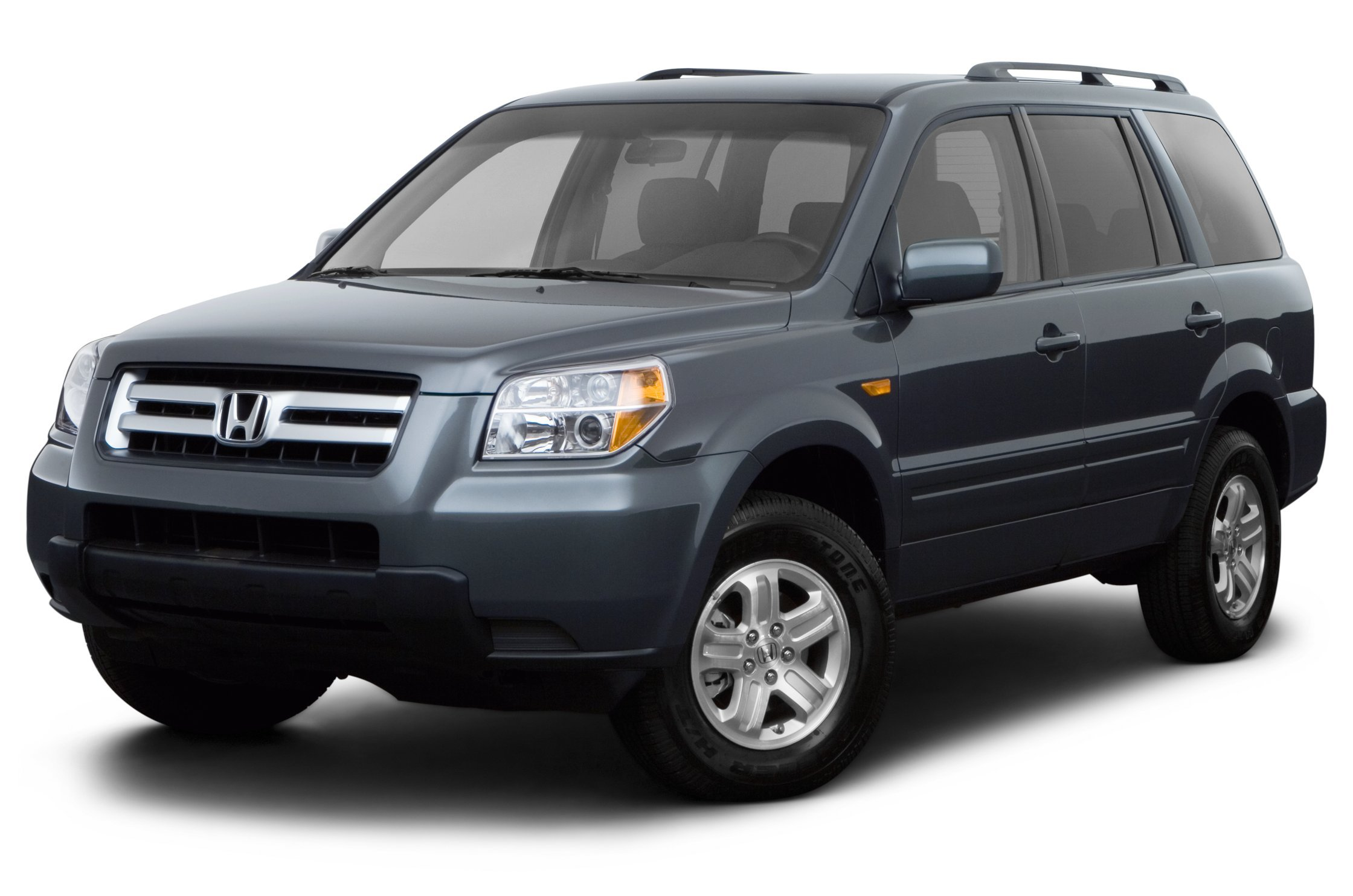 Amazoncom 2008 Honda Pilot Reviews Images and Specs Vehicles