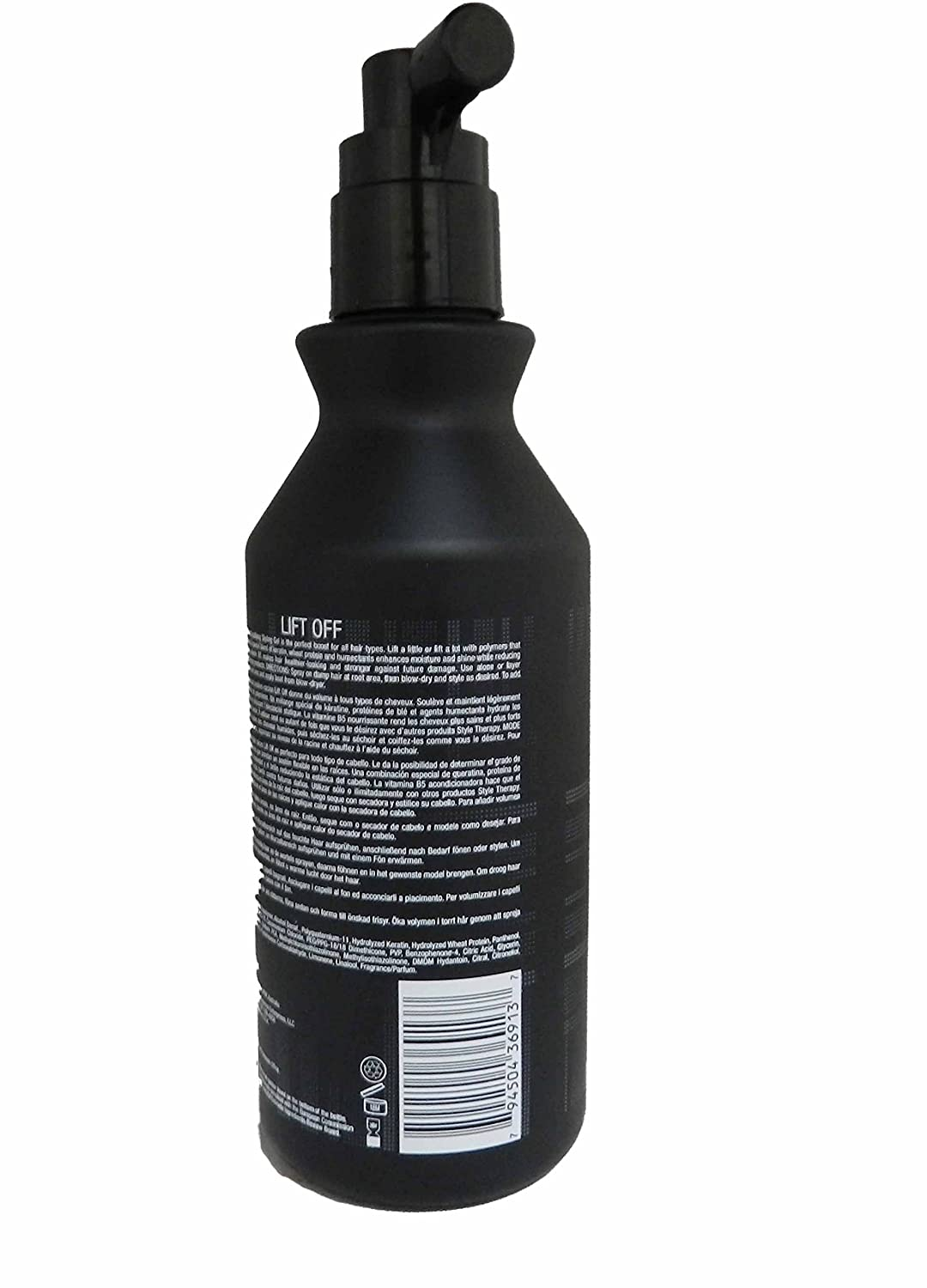 Amazon.com : Keratin Complex Syle Therapy Lift Off Root Amplifying Styling Gel 8 fl. oz. : Beauty