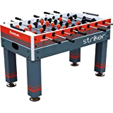 Harvil Striker 54 Inches Foosball Table for Kids and Adults with Free Balls, Scorers, and Accessories