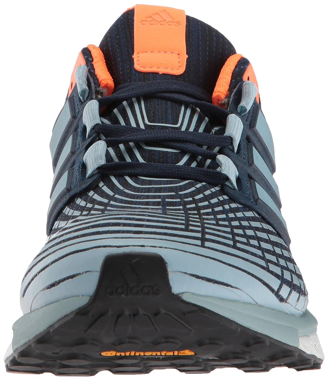 Adidas Herren Energy Boost M Collegiate Navy    ASD Grau    Solar Orange Laufschuh 9 US 8.5 UK Collegiate Navy   ASD Grau   Solar Orange 8a9350