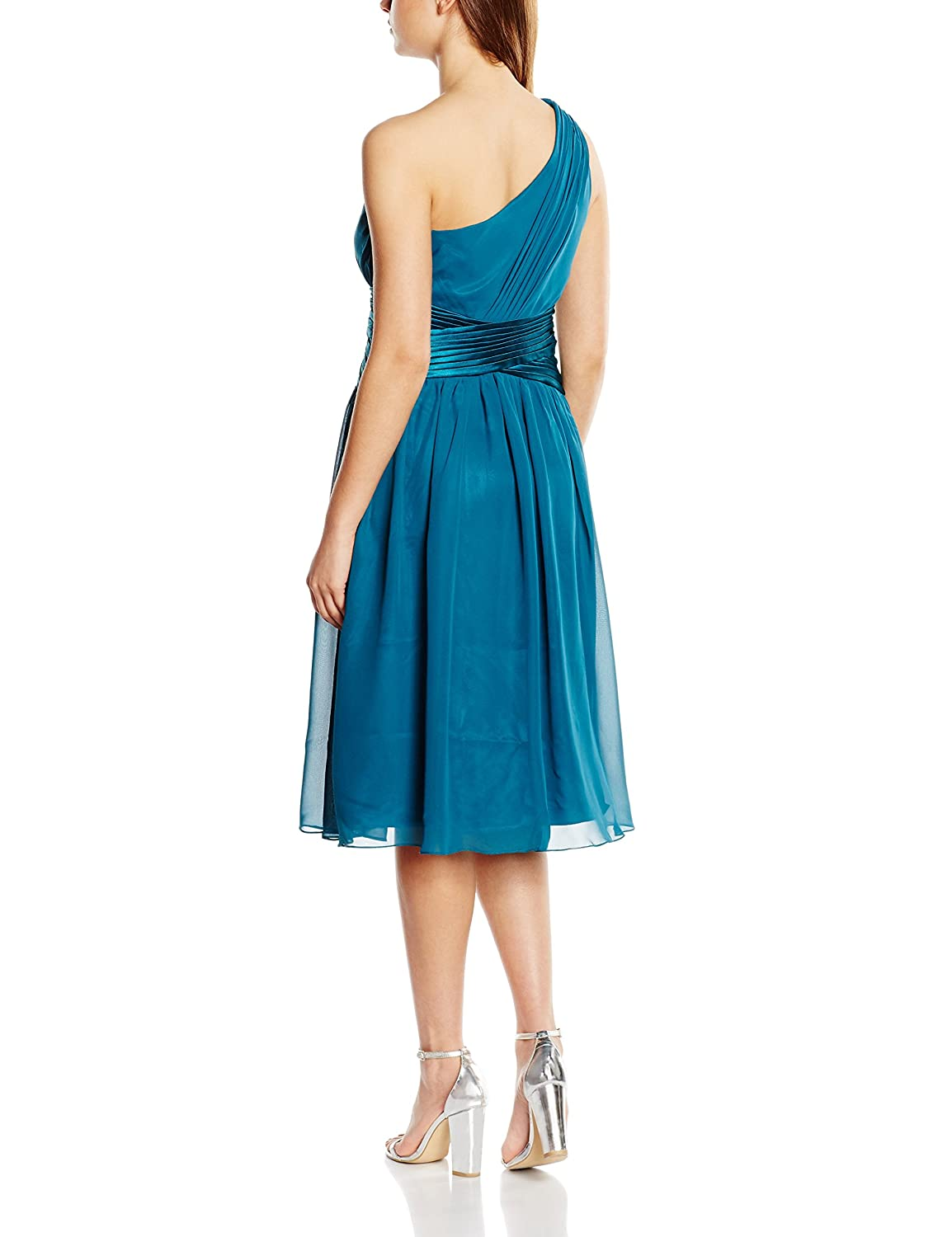 Astrapahl Women\'s Co8098ap Elegant chiffon Dress in Roman toga-Style ...