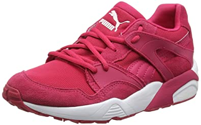 best website 4945e 8b113 Puma Blaze Jr, Baskets Basses Mixte Enfant, Pink (Rose Red 03),