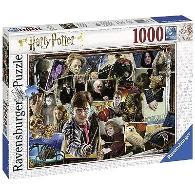 Ravensburger - Harry Potter vs Voldemort (15170): Juguetes y juegos