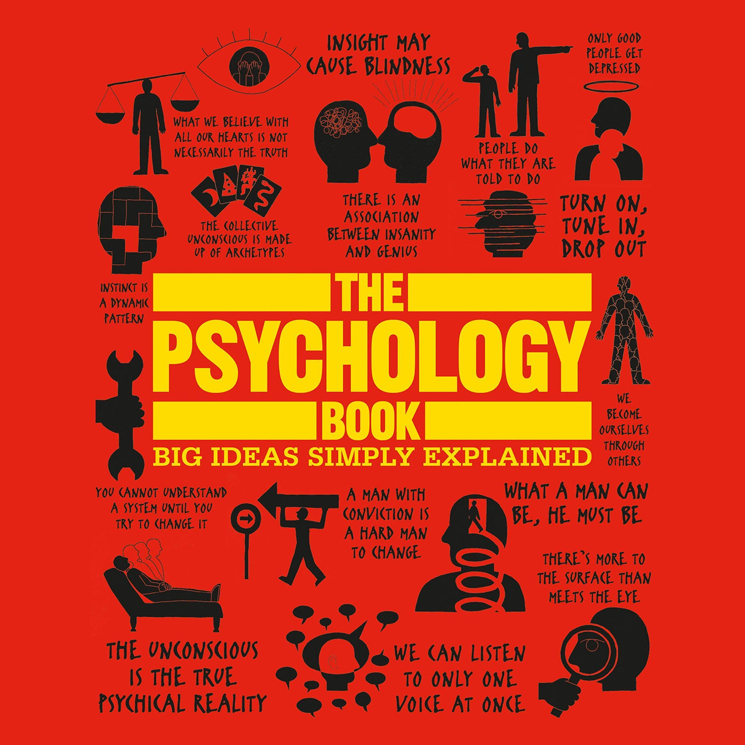The Psychology Book  Big Ideas Simply Explained