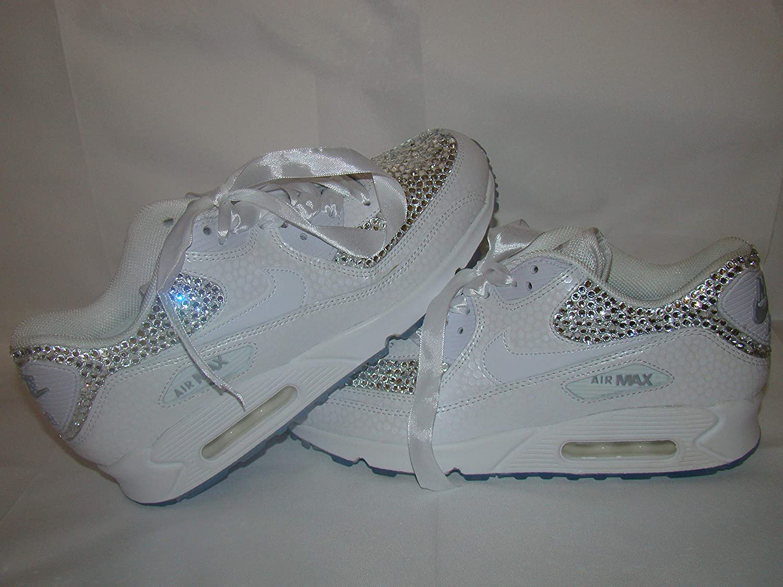 Amazon.com  Custom Crystal Shoes a28c1b65a583